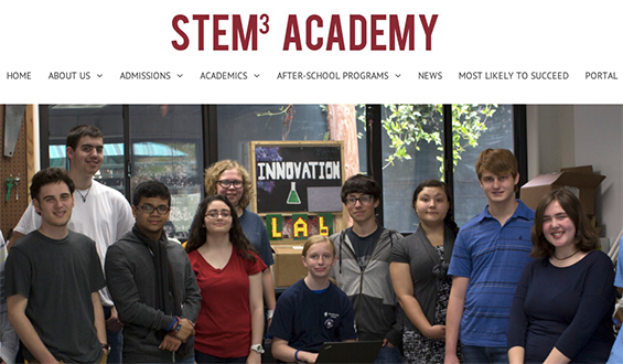 STEM School Proves Good Fit for Learning Disabled Students
