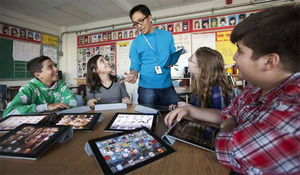 Apple Updates iOS for Education to Ease Classroom Management